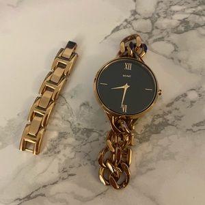 MVMT sherry watch